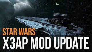 X3AP - Star Wars Mod - Update?
