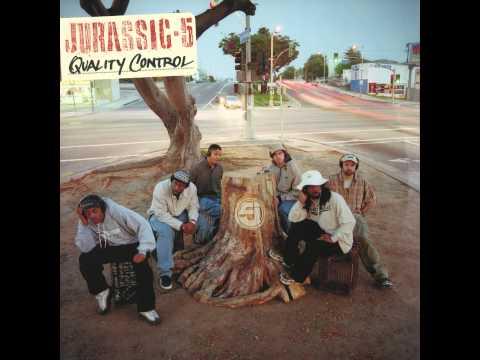 Jurassic 5 - Swing Set