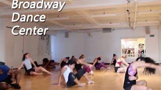 BDC Broadway Dance Center / ブロードウェイダンスセンター ダンス留学パック紹介 thumbnail