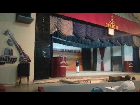 Sainik School, Amaravathinagar. Tamilnadu.