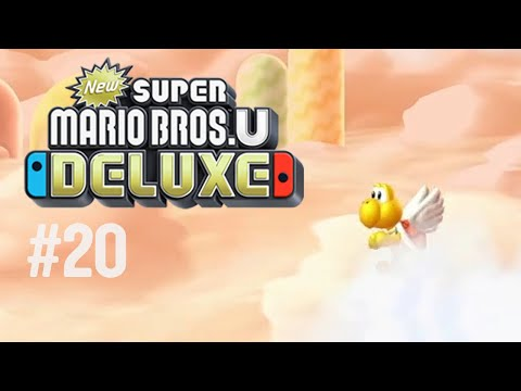 Стелс черепахи 🕹️ New Super Mario Bros U Deluxe #20