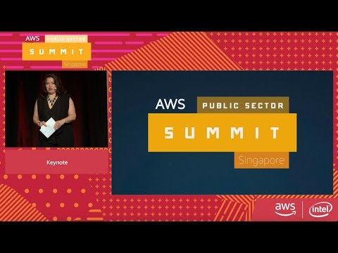 AWS Public Sector Summit Singapore 2017 - Keynote
