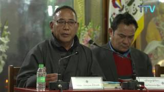 First Tibetan Women's Empowerment Conference: Plenary Session Two