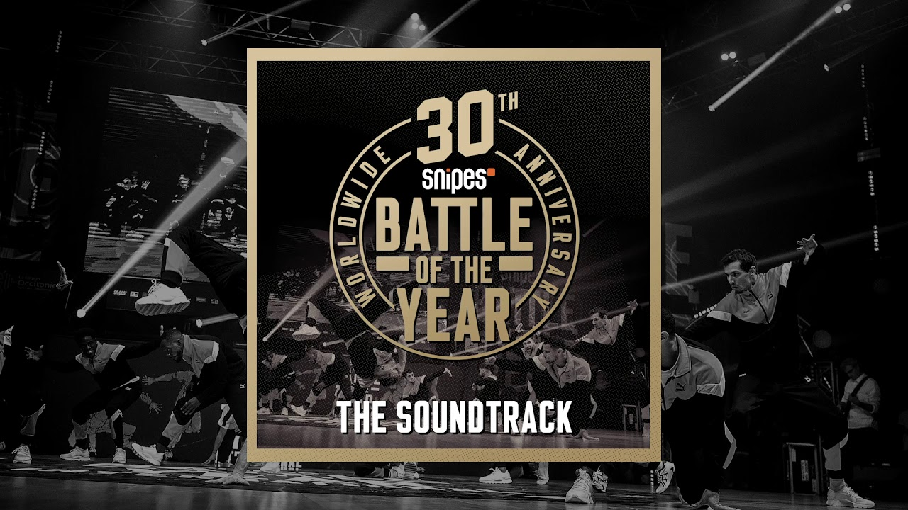 SNIPES Battle Of The Year SOUNDTRACK 2019 | MEDLEY MIX by DJ Nas´D