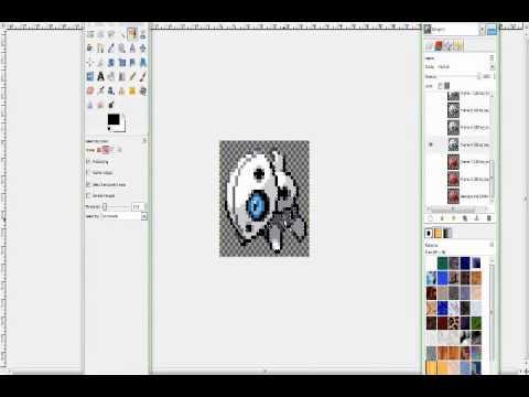 How I Make Animated Sprites: Part 1