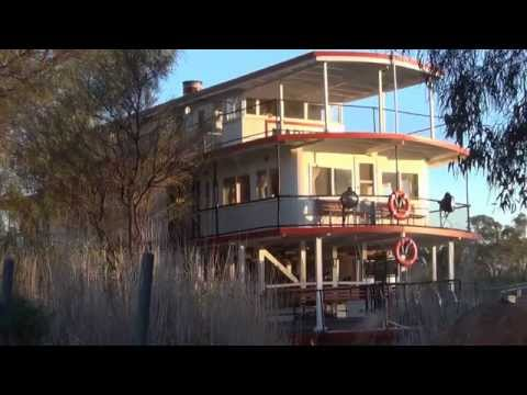 Paddle-steamer Cruises - PS Marion (overnight cruise)