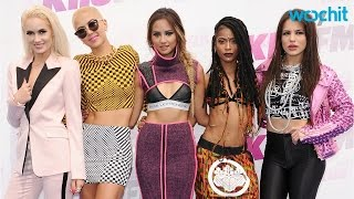 Girl Group G.R.L. Reunites Two Years After Simone Battle