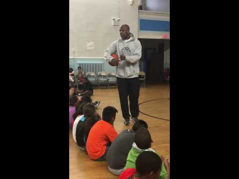 Hear Chris Speak @ Thomas Cornell Academy June 2016