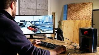 Обзор геймерской бочки MSI Vortex