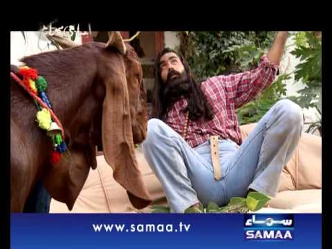Repeat Meri Kahani Meri Zubani, Oct 20, 2013 by SAMAA TV