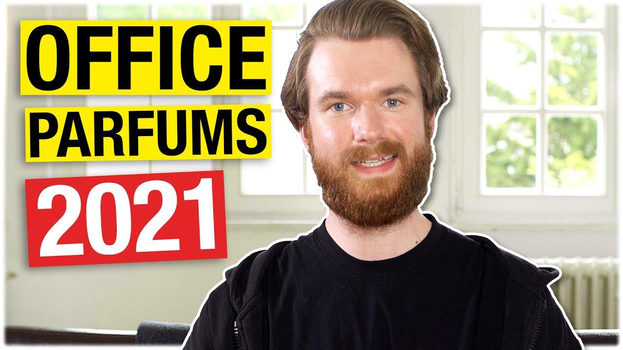 TOP 10 DÜFTE füs Büro 2021 👔  | Office Designer Nischen Parfum Sammlung