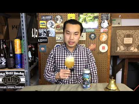 KCBC Once Around The Sun 1st Anniversary DIPA Review - Ep. #1464