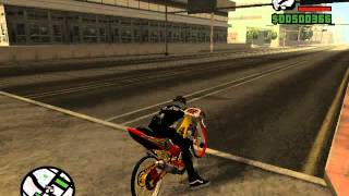 Nyeting Drag Fu 200cc 58-an Gta Sa Pc