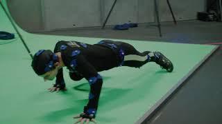 Andi Norris Stunt Performer Reel