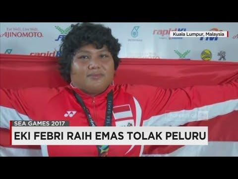Atletik, Renang & Tolak Peluru Sabet Emas Sea Games 2017 Mp3