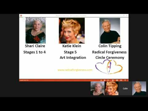 5 Stages of Radical Forgiveness