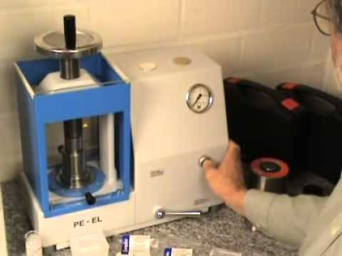 Electro-hydraulic Press PE-EL