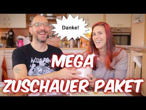 MEGA ZUSCHAUER PAKET 🎁 Vegan am Sonntag 🎁 ÜBERRASCHUNG