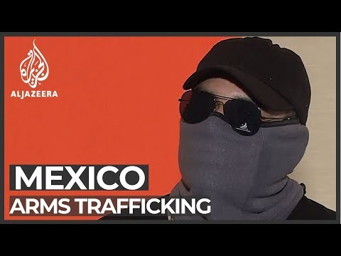 Exclusive: Mexican cartel reveals ease of smuggling guns from US