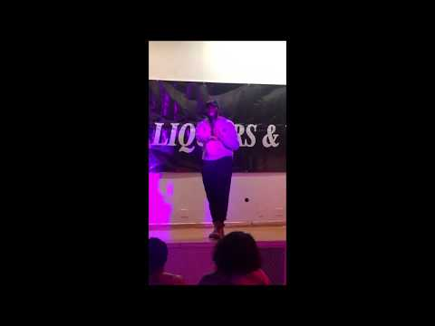 Chiseled Adonis Stand Up Comedy @BK Estates