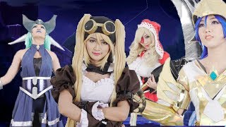 mobile legends indonesia official cosplayer contest msc indonesia
