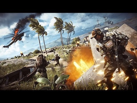 """Battlefield 4 """"Guilty All The Same"""" Music Video"""