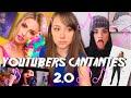 YOUTUBERS CANTANTES VÍDEO REACCIÓN PART. 2 / PATTY MEZA