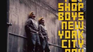 Pet Shop Boys - New York City Boy (Superchumbo Uptown Mix