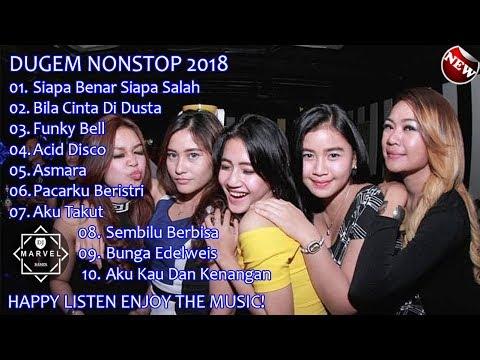 DUGEM NONSTOP 2018 SIAPA BENAR SIAPA SALAH REMIX (((( FULL BASS ))))