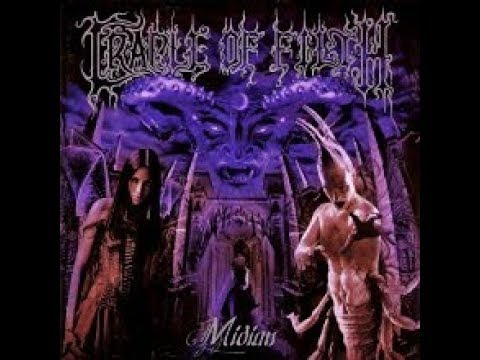 "Cradle of Filth ""Midian"" Album Review"