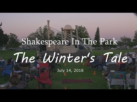 Shakespeare's The Winters Tale | 2018