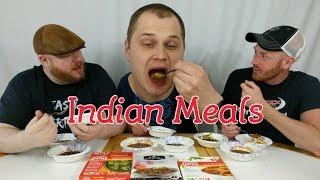 Repeat youtube video The Guys Try Indian Meals