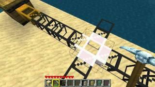Minecraft Buildcraft: Röhren (Pipes) und ihre Anwendung Teil 1-9 [Tutorial HD] German