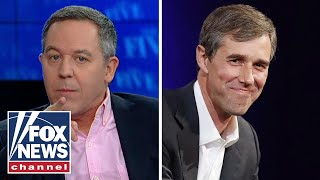 Gutfeld on Beto's 2020 announcement and his wild hands