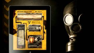 Geiger counter sound effect - low radiation