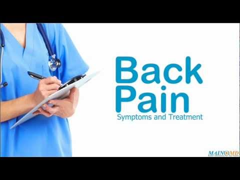 Back Pain  Treatment and Symptoms YouTube