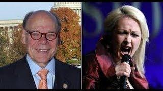 Congressman Flirts With Cyndi Lauper On Twitter