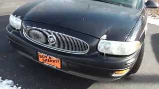 2004 Buick LeSabre Limited For Sale Dayton Troy Piqua Sidney Ohio | CP14321A