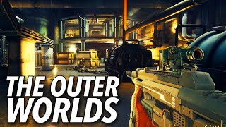 The Outer Worlds Gameplay [4k]