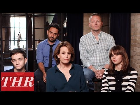 """'A Monster Calls' Felicity Jones, J.A. Bayona """"Brave Enough to Tell the Truth"""" 