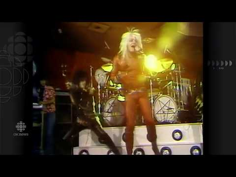 Cruesing Through Canada, Motley Crue in Edmonton, June 9, 1982