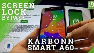 Hard Reset KARBONN SMART A60 - Bypass PATTERN and PASSWORD