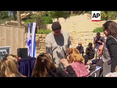 "German couple honoured as ""Righteous"" at Yad Vashem"