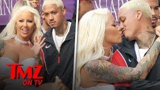 Amber Rose Dating Tyga's Best Friend | TMZ TV