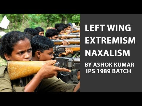 left wing extremism india On 17 march 2017, india's home minister rajnath singh told the parliament that the number of left-wing extremism affected districts in india has declined from 106 to 68.