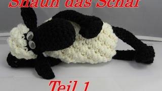 Shaun das Schaf Häkeln mit Veronika Hug - Teil 1: Huf mit Bein