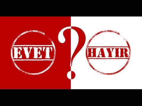 Turkiyede ki referenduma Azərbaycan sakinlərinin münasibəti