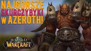 NAJWIĘKSZE GAGATKI Z AZEROTH - ZŁA PIĄTKA WORLD OF WARCRAFT!
