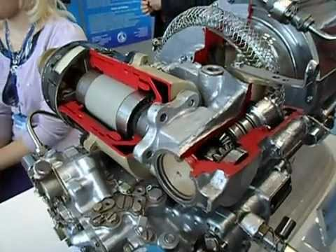 Газотурбинный двигатель представляет собой тепловой мотор, который характеризуется нагревом и сжиманием газа с последующей.
