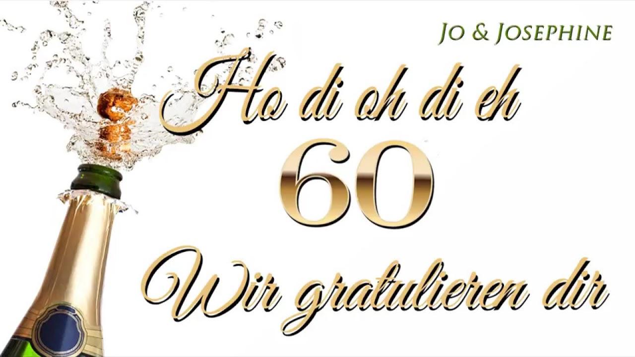 60 Geburtstag Lustig Llla
